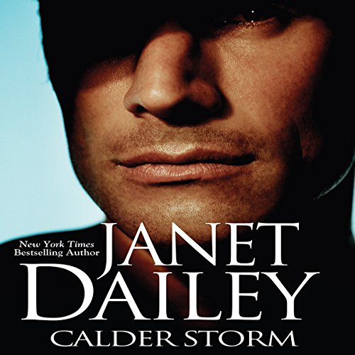 Calder Storm audiobook cover art