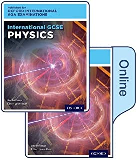 International GCSE Physics for Oxford International AQA Examinations: Print & Online Student Book Pack