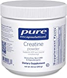 Pure Encapsulations Creatine Powder | Creatine Monohydrate Workout Supplement for Muscle Building and Recovery, Exercise, and Performance* | 8.8 Ounces