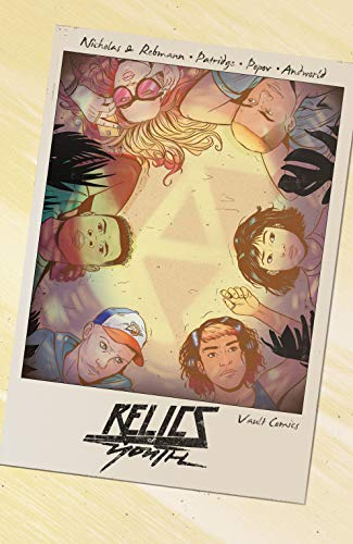 Relics of Youth (English Edition)