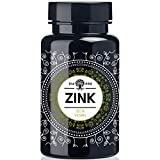 Hochdosierte Zink-Tabletten mit 25 mg bioverfügbarem Zink pro Tablette aus