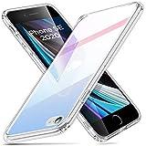 ESR Glas Hülle kompatibel mit iPhone SE(2020)/8/7[Kratzresistent] [Vergilbungsresistent][9H...