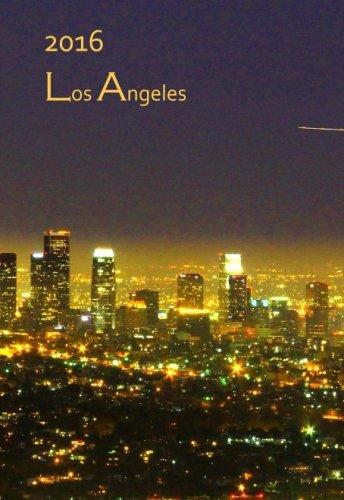 Mini Kalender 2016 - Los Angeles: DIN A6 - 1 Woche pro Seite
