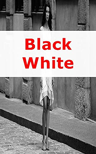 Black White (Icelandic Edition)