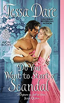 Do You Want to Start a Scandal (Castles Ever After) by [Tessa Dare]