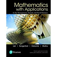 Mathematics with Applications and MyLab Math with Pearson eText - Title-Specific Access Card Package (12th Edition) (Corequisite Course Solutions for Math & Statistics)【洋書】 [並行輸入品]