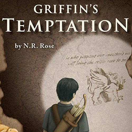 Griffin's Temptation audiobook cover art