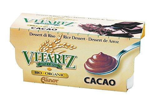 Vitariz Dessert di Riso - Cacao - Confezione da 2 x 100 gr