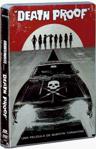 Grind house. Death Proof (Edición caja metálica) [DVD]