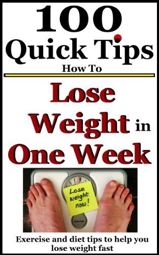 Lose Weight In One Week Exercise And Diet Tips To Help You Lose Weight Fast Lose Weight Fast One Week Diet For Losing Weight Book 5 Kindle Edition By Christo Jordy