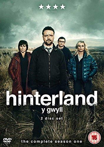 Hinterland Season 1(Y Gwyll) [DVD] [2013] [Reino Unido]