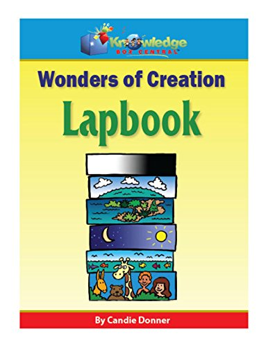 Wonders of Creation Lapbook: Plus FREE Printable Ebook (English Edition)
