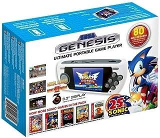 Consola Retro Mega Drive Ultimate Portátil, Edición Sonic