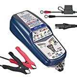 TecMate TM-341DUAL OptiMate 4DUAL 1 Amp Weatherproof Desulfating Charger/Maintainer