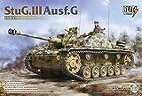 TAKOM Blitz TAK8004 StuG.III AUSF.G Producción temprana Escala 1:35