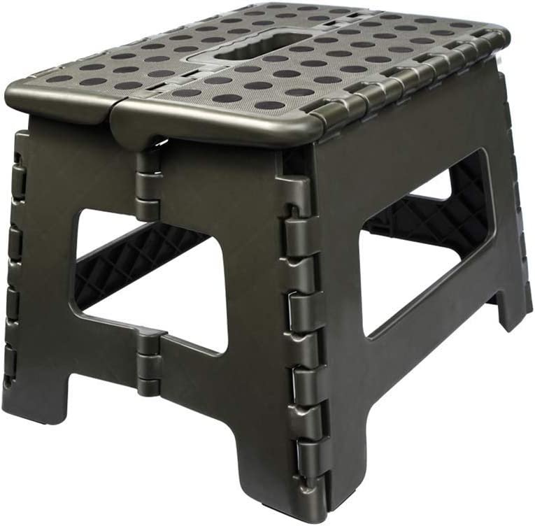 XHCfold Non-Slip Step Regular dealer Stools Sturdy 67% OFF of fixed price Safe 7 Enough to Holds up -