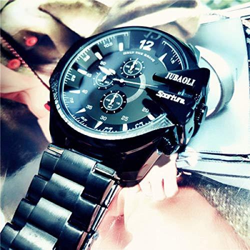 Cooles großes Zifferblatt DZ Mode Gezeiten Uhr wasserdicht Herrenuhr Sport Chronograph Uhr Casual Watch Herrenuhr-6