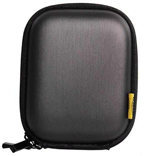 Bilora Shell Bag I für Kompaktkamera metallisch Schoko