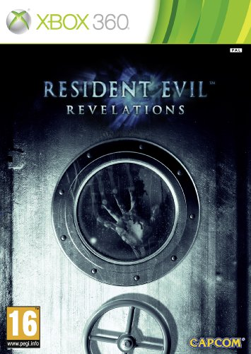 [UK-Import]Resident Evil Revelations Game XBOX 360