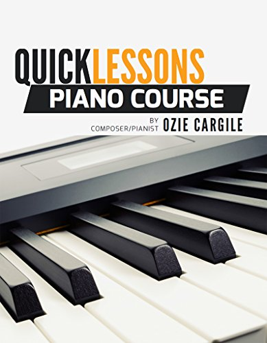 9. Quicklessons Piano Course Book: Learn to Play Piano by Ear