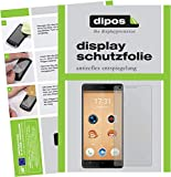 dipos I 6X Schutzfolie matt kompatibel mit Oukitel K4000 Lite Folie Bildschirmschutzfolie