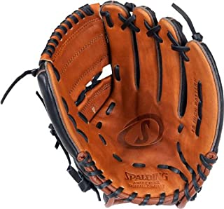 Spalding Fast S Series 12-Inch Closed Web Glove with Finger Sleeve