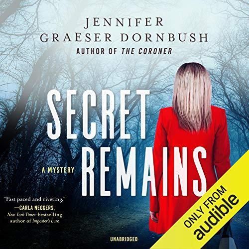 Secret Remains audiobook cover art