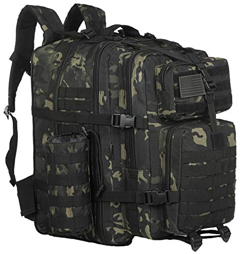 GZ XINXING 64L Large 3 day Molle Assault Pack Military
