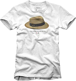 Camiseta Eu Vou Reserva