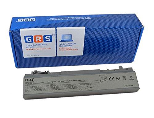 GRS Batterie pour Dell Latitude E6400, E6500, Precision M4400, M2400, remplacé: PT434, KY265, KY477, KY266, PT435, PT436, KY268, Laptop Batterie 4400mAh, 11.1V