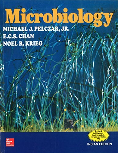 Microbiology By Michael Pelczar, Jr.