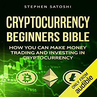 Cryptocurrency: Beginners Bible audiobook cover art