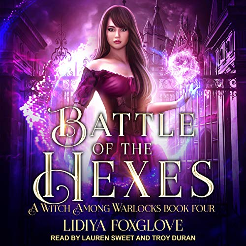 Battle of the Hexes cover art