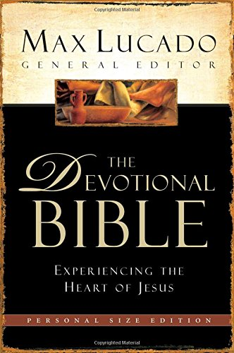 Compare Textbook Prices for The Devotional Bible: Experiencing the Heart of Jesus New Century Version  ISBN 9780718002480 by Max Lucado,Max Lucado