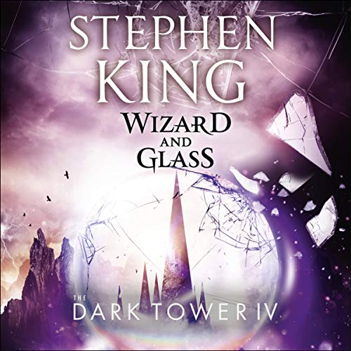 Couverture de The Dark Tower IV: Wizard and Glass