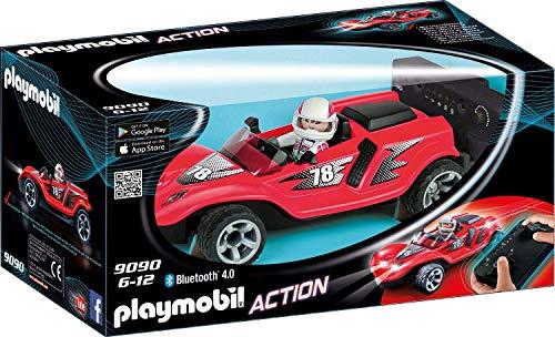 PLAYMOBIL Action 9090 RC-Rocket-Racer mit Bluetooth-Steuerung, Ab 6 Jahren
