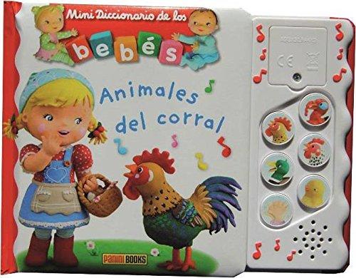 Animales del corral. Mini Diccionario de los bebés sonoros