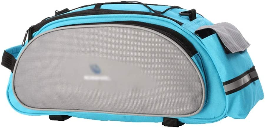Some 70% OFF Outlet reservation Bike Panniers Rack Trunks Bicycle Rear Seat Duffel 13L Bag Mult