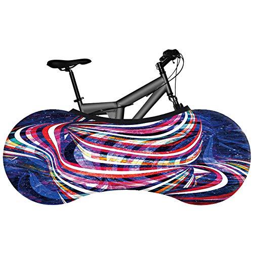 Dfttg – Cubierta para bicicleta, bolsa de almacenamiento a prueba de polvo para bicicletas, funda para bicicleta interior para mantener su hogar limpio y resistente a los arañazos – Graffitimus., Estilo-h, talla única