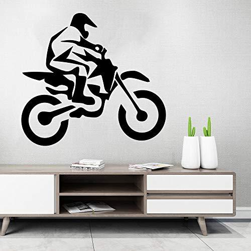 tzxdbh Europees-Style XL Motor Decoratieve Muurstickers Kwekerij Kids Kamer Muurschildering Art muurschildering 43 * 46CM