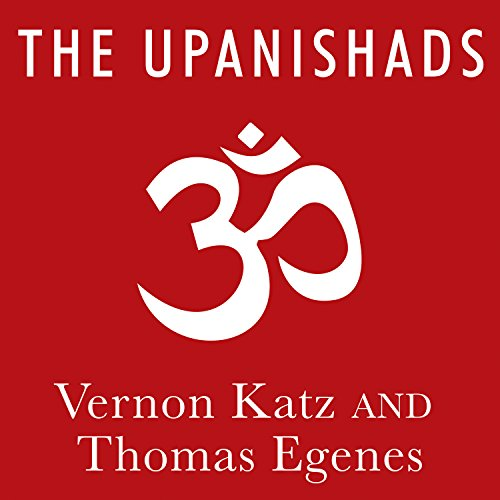 The Upanishads audiobook cover art