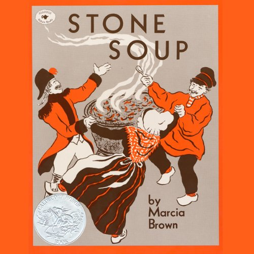 Stone Soup audiobook cover art