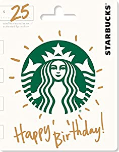 A Starbucks Card is Always Welcome Starbucks Cards redeemable at most SB locations It's a great way to treat a friend. It's a convenient way to pre-pay for your own regular purchases. No returns and no refunds on gift cards.