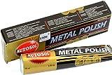 Abboard - Limpiador de Pasta de Metal para pulir y Eliminar el óxido, 100 g, para Coche, Bicicleta, etc.