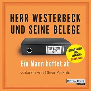 Herr Westerbeck und seine Belege Titelbild