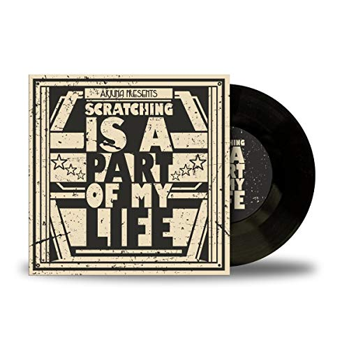 Scratching Is a Part of My Life 7'' (Vinyl) [Vinilo]