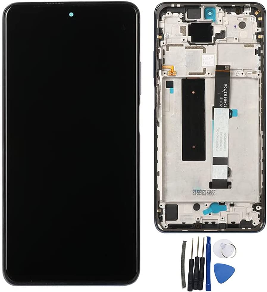 SOMEFUN LCD Screen Replacement Compatible with Xiaomi Mi 10T Lite 5G M2007J17G 6.67