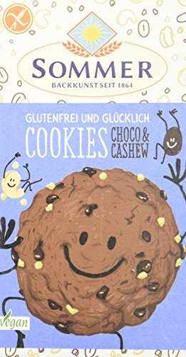 Sommer Cookie Cranberry + Sesam, 6er Pack (6 x 125 g)