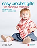 Easy Crochet Gifts for Babies & Toddlers-Adorable Hats, Cardigans, Blankets, Booties, and More-Free Video Tutorials Available Online