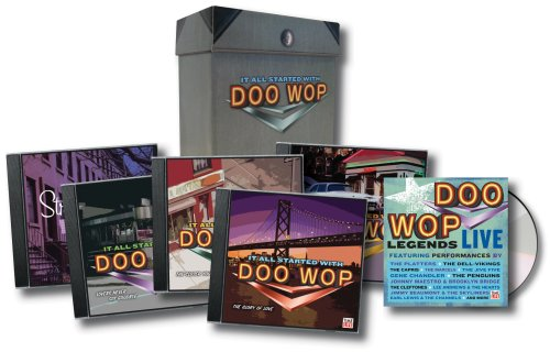 It All Started with Doo Wop (Box Set)